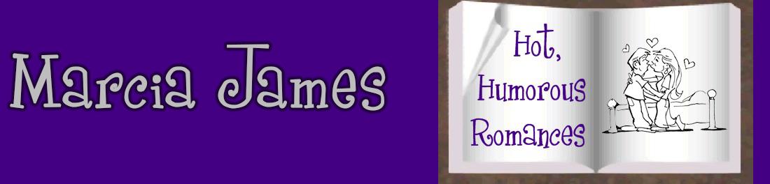 Marcia James' Website